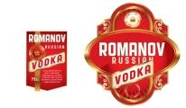 Romanov vodka 3